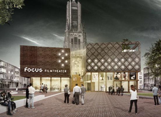 Filmhuis (vervalt i.v.m. verhuizing Focus!)