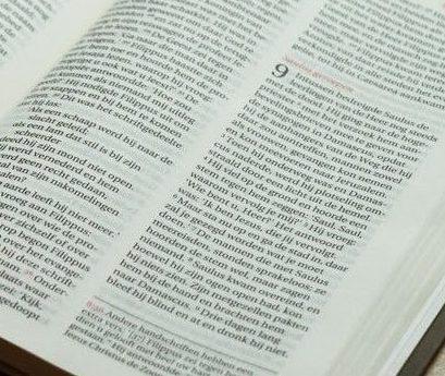 Putten uit de bron – Psalmen verkennen (deze week niet i.v.m. vakantie)