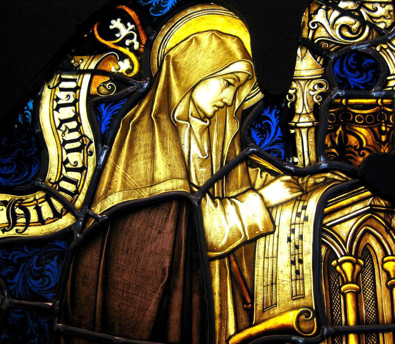 De wijsheid van Hildegard von Bingen