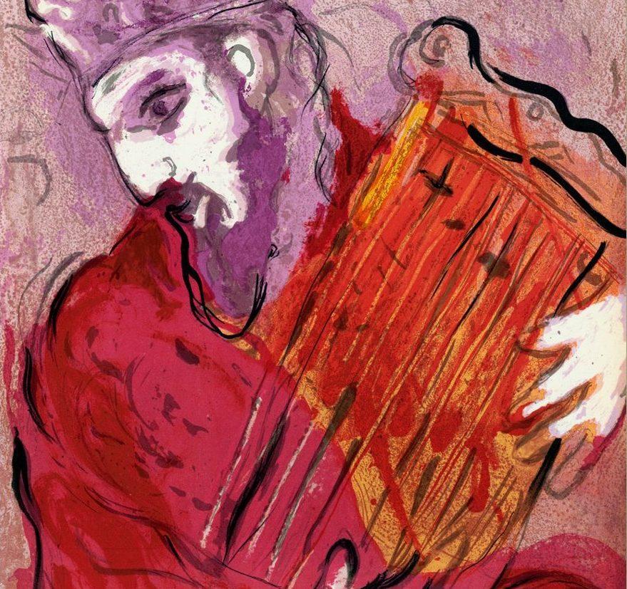 Putten uit de bron – Moderne kunst en psalmen